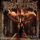 CRADLE OF FILTH — The Manticore and Other Horrors album cover