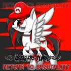 CRASHIE TUNEZ Return to Br00tality album cover