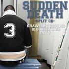 CRAWLING GROUND Sudden Death album cover
