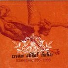 CREAM ABDUL BABAR Excavation: 1995-1998 Part 1 album cover