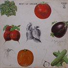 CREAM Best Of Cream album cover
