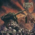 CREEPING FEAR World Execution album cover