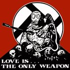CREEPOUT Love Is... The Only Weapon album cover