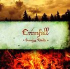 CRIMFALL Burning Winds album cover