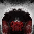 CRIMSON SHRINE Blood Offering album cover