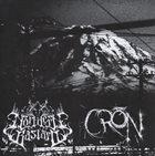 CRŌN Crōn / Northern Bastard album cover