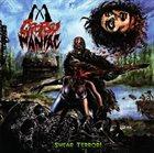CROPSY MANIAC Shear Terror album cover