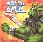 CROSSFIRE Heavy Hell & Metal album cover
