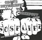 CROWD DETERRENT SOSF Worldwide Vol. 1 album cover