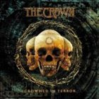 THE CROWN Crowned in Terror album cover
