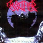 CRUCIFIER Merciless Conviction album cover