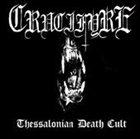 CRUCIFYRE Thessalonian Death Cult album cover