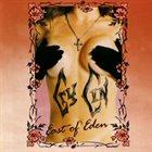 CRY CIN East of Eden album cover