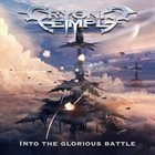 CRYONIC TEMPLE Into the Glorious Battle album cover