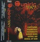 CRYPTHOWL Oupiric Frenzy album cover