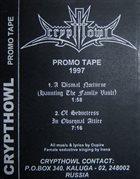 CRYPTHOWL Promo Tape album cover