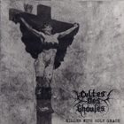 CULTES DES GHOULES Ridden with Holy Grace / The Black Prophecy album cover