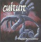 CULTURE Heteronome album cover