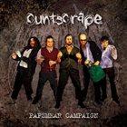 CUNTSCRAPE Papsmear Campaign album cover