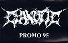 CYANOTIC Promo '95 album cover
