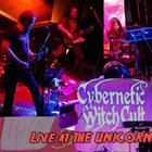 CYBERNETIC WITCH CULT Live at the Unicorn album cover