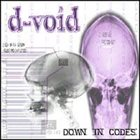 D-VOID Down in Codes album cover