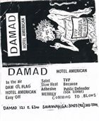DAMAD Hotel American album cover