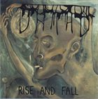 DAMAD Rise And Fall album cover