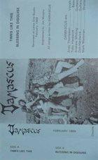 DAMASCUS (UK) Demo Feb. 1989 album cover