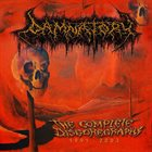 DAMNATORY The Complete Disgoregraphy 1991-2003 album cover