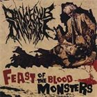 DANCE CLUB MASSACRE Feast of the Blood Monsters album cover
