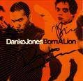 DANKO JONES Born a Lion album cover