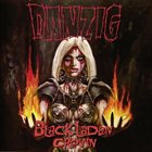 DANZIG Black Laden Crown album cover