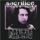 DANZIG Sacrifice album cover