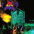 DARK ANGEL Darkness Descends Album Cover