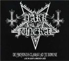 DARK FUNERAL De profundis clamavi ad te domine: Live in South America 2003 album cover