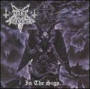 DARK FUNERAL In the Sign... album cover