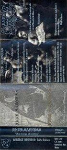 DARK SADNESS Sad Wings Of Destiny album cover