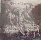 DARK SADNESS Twirl Of Shadows album cover