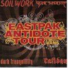 DARK TRANQUILLITY Eastpak Antidote Tour album cover