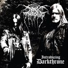 DARKTHRONE Introducing Darkthrone album cover