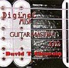 DAVID T. CHASTAIN Guitar Masters 2002 album cover