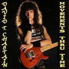 DAVID T. CHASTAIN Movements Thru Time album cover