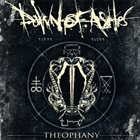DAWN OF ASHES Theophany album cover