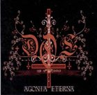 DAYS OF LACHRYMATIONS Agonia eterna album cover