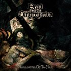 DEAD CONGREGATION Promulgation Of The Fall album cover