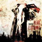 DEAD ELEPHANT Thanatology album cover