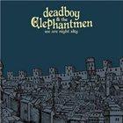 DEADBOY & THE ELEPHANTMEN We Are Night Sky album cover