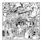 DEADPRESSURE DeadPressure / Deathgrave album cover