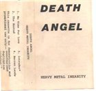 DEATH ANGEL Heavy Metal Insanity album cover